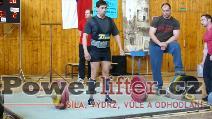 Antonín Pavelka, 145kg