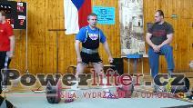 Pavel Schauer, 175kg