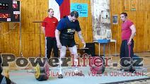 Štefan Zvada, 250kg