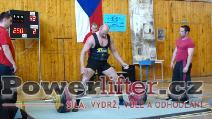Marcel Anděl, 250kg