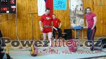 Pavel Malina, 145kg