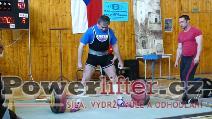 Pavel Schauer, 190kg