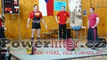 Jaroslav Hodík, 210kg