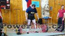 Štefan Zvada, 252,5kg