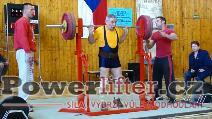 Milan Voráč, 130kg