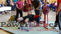 František Esser, 125kg