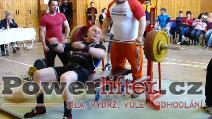 Květoslav Grobař, 160kg