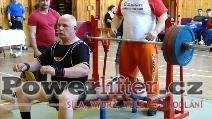 Květoslav Grobař, 165kg