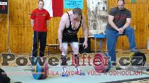 Stanislav Krček, 220kg