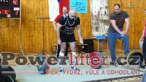 František Esser, 170kg