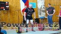 Květoslav Grobař, 245kg