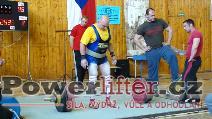Václav Primus, 243kg