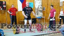 Květoslav Grobař, 255kg