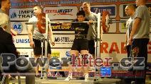 Anita Stavik, NOR, 135kg