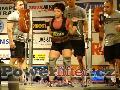 Valeriya Levochkina, RUS, 180kg