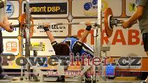 Valeriya Levochkina, RUS, 92,5kg