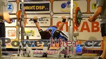 Valeriya Levochkina, RUS, 95kg