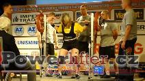 Sybille Hampel, GER, 142,5kg