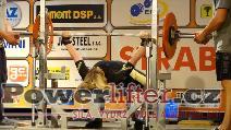 Sybille Hampel, GER, 80kg