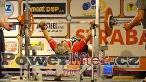 Carmen Sjardijn, NED, 92,5kg