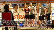 Pavel Malina, CZE, 155kg