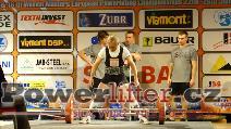 Antoni Kalinski, POL, 185kg