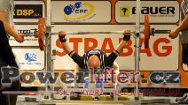 Adam Jasinski, POL, 130kg
