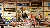 Adam Jasinski, POL, 215kg