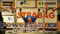 Voitto Ahopelto, FIN, 140kg