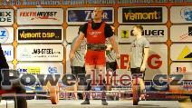Voitto Ahopelto, FIN, 200kg