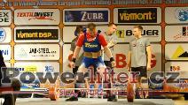 Pauli Linna, FIN, 235kg