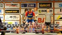 Pauli Linna, FIN, 242,5kg