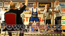 Karel Schoř, CZE, 215kg