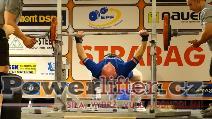 Karel Schoř, CZE, 150kg