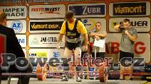 Tomas Ring, SWE, 230kg