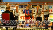 Josef Ptáček, CZE, 195kg