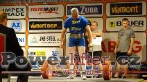 Dominique Carlot, FRA, 275kg