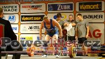 Anthony Stevenson, GBR, 212,5kg