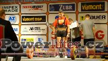 Jaroslav Hodík, CZE, 212,5kg