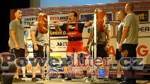 Štefan Zvada, CZE, 235kg