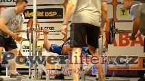 Marcel Anděl, CZE, 170kg