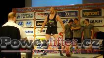 Marcel Anděl, CZE, 260kg