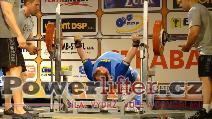 Reiner Katzula, GER, 190kg