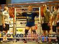 Hans-Peter Falk, GER, 255kg