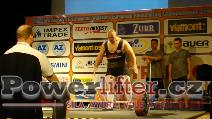 Jean-Luc Collart, BEL, 300kg