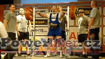 Kari Kallinki, FIN, 310kg