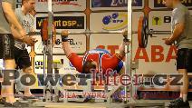Milan Mrázek, CZE, 170kg