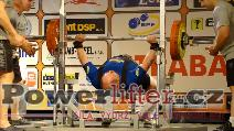 Kari Kallinki, FIN, 212,5kg