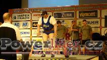 Milan Mrázek, CZE, 220kg