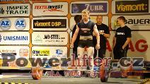 Karel Ruso, CZE, 215kg